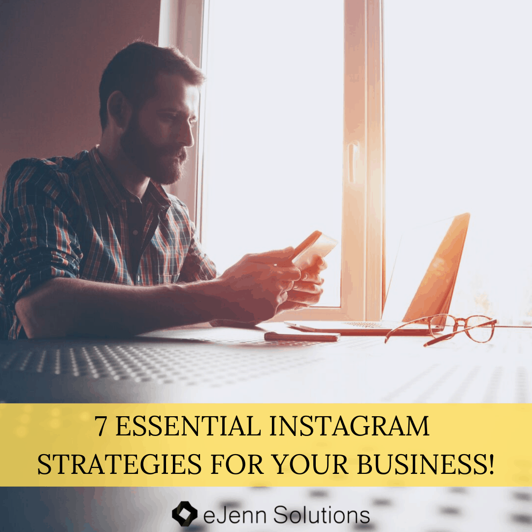 Instagram strategies for your buisness
