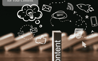 How to create a social media strategy for your content