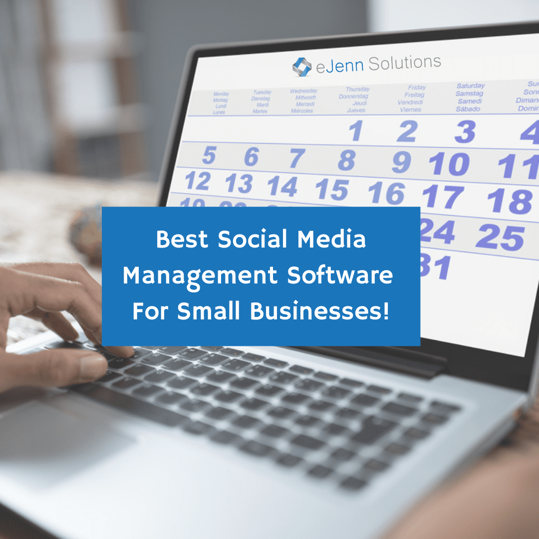 Best Social Media Management Software for Small Businesses in 2021