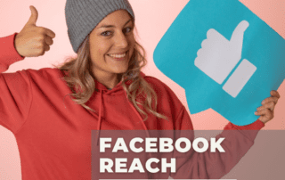 blog how to increase organic reach on Facebook